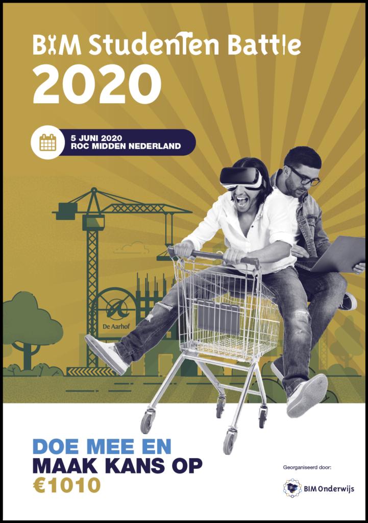 BIM Studenten Battle 2020 registratie geopend