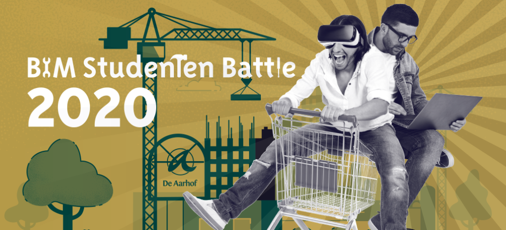 BIM Studenten Battle campagne beeld